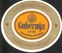 Pivní tácek gubernija-2