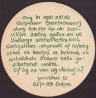 Pivní tácek gulpener-150-zadek-small