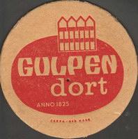 Pivní tácek gulpener-29-zadek-small