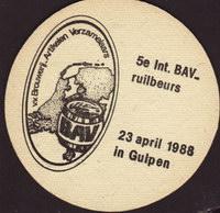 Pivní tácek gulpener-81-zadek-small