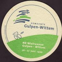 Pivní tácek gulpener-99-zadek-small