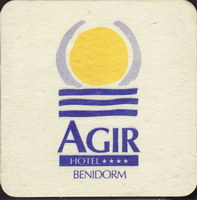 Beer coaster h-agir-1-small