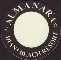 Beer coaster h-almanara-1-small