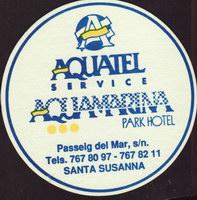 Beer coaster h-aquamarina-1-small