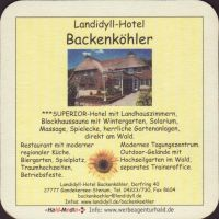 Beer coaster h-backenkohler-1-small
