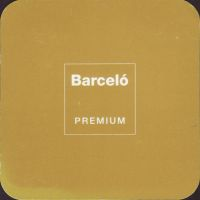 Beer coaster h-barcelo-1-small