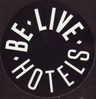 Beer coaster h-be-live-1-small