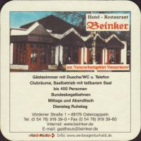 Beer coaster h-beinker-1-small