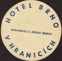 Beer coaster h-brno-2-small
