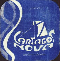 Beer coaster h-cartago-nova-1-small
