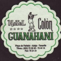 Beer coaster h-colon-1-small