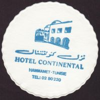 Beer coaster h-continental-1-small