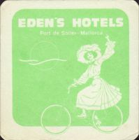 Beer coaster h-edens-1-small