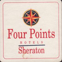 Beer coaster h-four-points-1-small