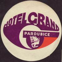 Beer coaster h-grand-pardubice-1-small