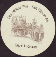 Beer coaster h-gut-hohne-1-small