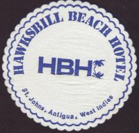 Beer coaster h-hawksbill-1-small
