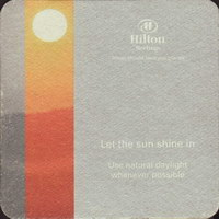 Beer coaster h-hilton-4-oboje-small