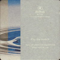 Beer coaster h-hilton-5-oboje-small