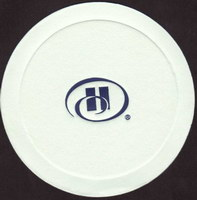 Beer coaster h-hilton-6-small
