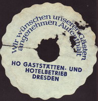 Pivní tácek h-ho-gaststatten-und-hotelbetrieb-dresden-1-small