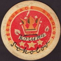 Beer coaster h-koruna-sokolov-1-small