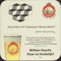 Beer coaster haacht-196-small