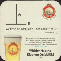 Beer coaster haacht-198-small