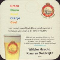 Beer coaster haacht-200