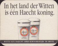 Beer coaster haacht-237-small