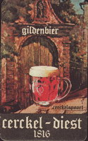 Beer coaster haacht-95-small
