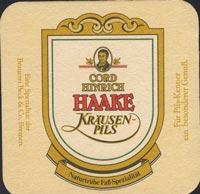 Pivní tácek haake-beck-1