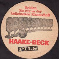 Pivní tácek haake-beck-100-small