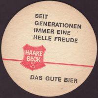 Pivní tácek haake-beck-108-small