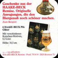 Pivní tácek haake-beck-11-zadek-small