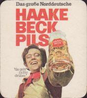Pivní tácek haake-beck-115-small
