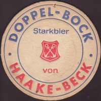 Pivní tácek haake-beck-117-small