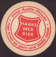 Pivní tácek haake-beck-118-small