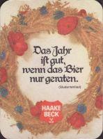 Pivní tácek haake-beck-23-zadek-small