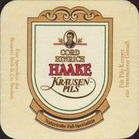 Pivní tácek haake-beck-25-small