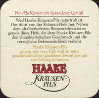 Pivní tácek haake-beck-25-zadek-small