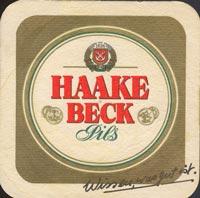 Pivní tácek haake-beck-4