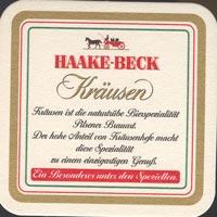 Pivní tácek haake-beck-5-zadek