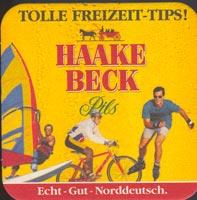 Pivní tácek haake-beck-6