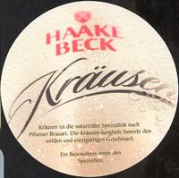 Pivní tácek haake-beck-7-zadek