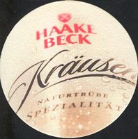 Pivní tácek haake-beck-7