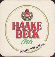Pivní tácek haake-beck-81-small