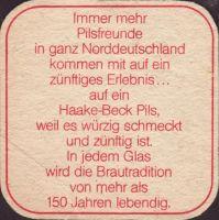 Pivní tácek haake-beck-82-zadek-small