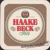 Pivní tácek haake-beck-83-small