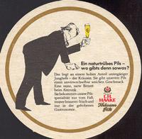 Pivní tácek haake-beck-9-zadek